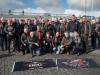 Lakes Chapter Holland, New member ride out 2016 - van harte welkom. Patricia Donninger, Simon Aardema (samen met zijn zoon Wiltsje), Wessel Veenstra, Tinus van der Meulen, Jur Bos, Anja Kapteijn, Ger en Lucia Alkema, Jelle en Geertje Broersma, Eize de Jong en Ted van Busschbach