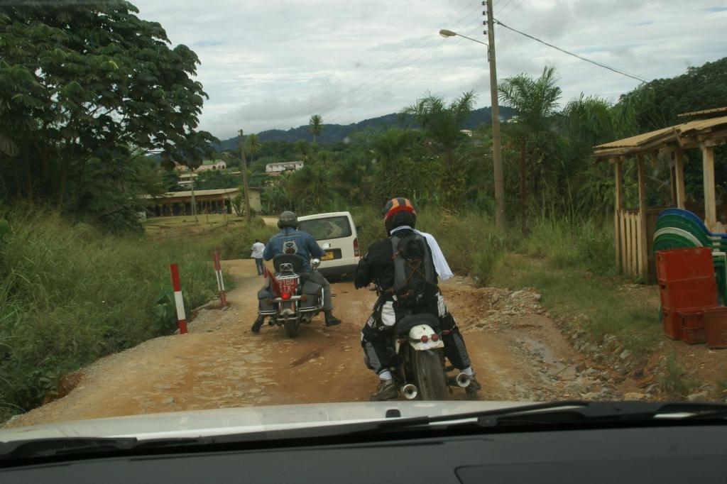 Tourride Gabon