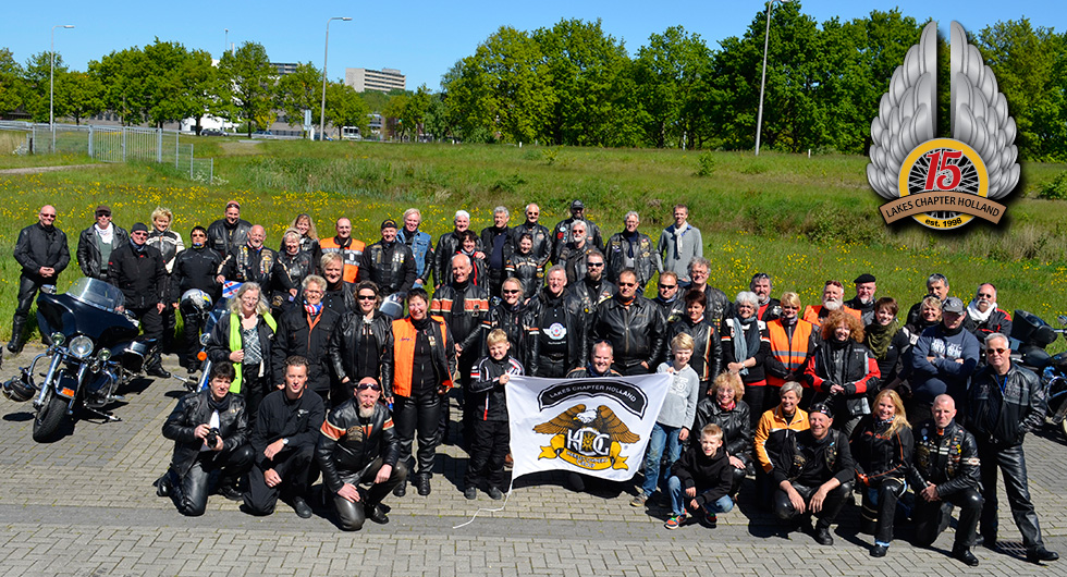 Lakes Chapter Holland 15 jaar