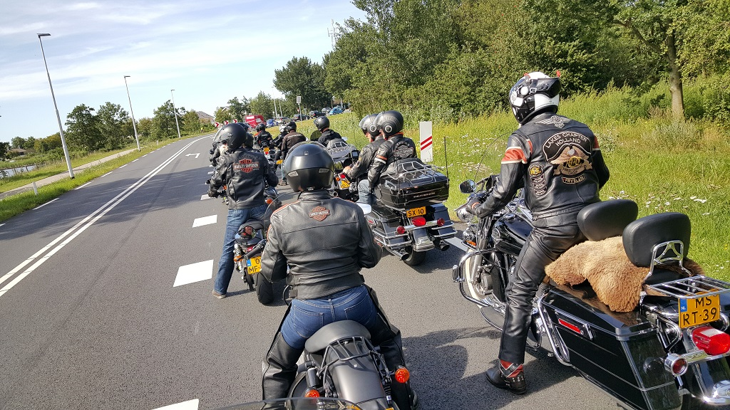 "Ride-out ""De IJssel"""