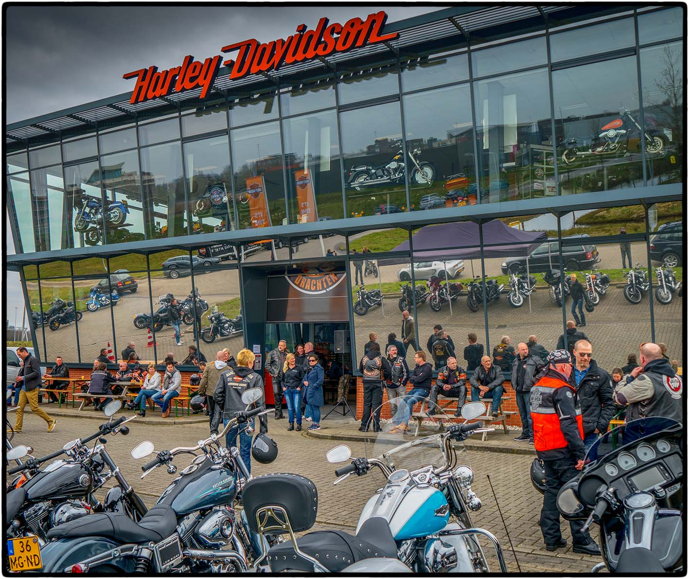 21 April – Opening HD-Point Drachten