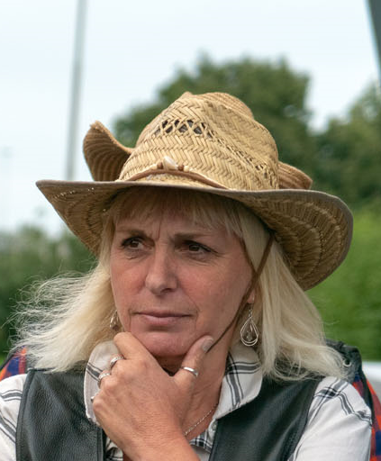 Secretary - Roeli Dunnink